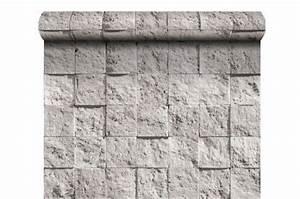 Papier Peint Pierre Blanche : papier peint damier de pierre blanche papiers peints ~ Dailycaller-alerts.com Idées de Décoration