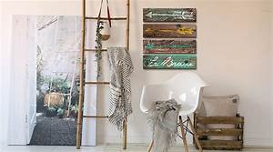 Schilder Mit Sprüchen : deko idee dekoschilder wall ~ Michelbontemps.com Haus und Dekorationen