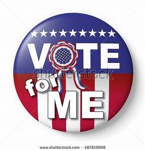 Vote For Me Stock Images, Royalty-Free Images & Vectors ...