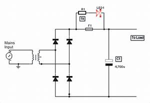 electronics projects blown fuse monitor circuit With fuse monitor circuit
