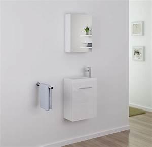 Waschtisch Inkl Unterschrank : badm bel unterschrank patro 45 in wei inkl waschtisch glasdeals ~ Bigdaddyawards.com Haus und Dekorationen