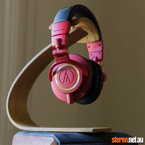 Audio-Technica ATH-M50X Limited Edition Headphone Review ...