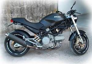 Ducati Monster 620 Ie Dark