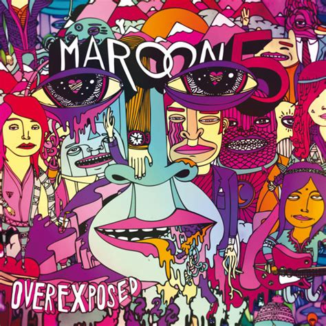 overexposed  maroon   listening  soundcloud