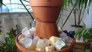 Selber Machen Abo Gratis : springbrunnen selber bauen aus tont pfen raumbefeuchter ~ Lizthompson.info Haus und Dekorationen