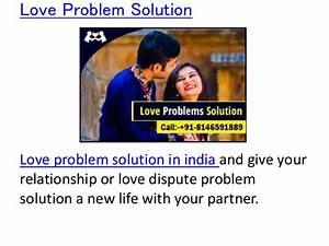 Is It Love Solution : love problem solution 91 8146591889 astro ganga ram ~ Melissatoandfro.com Idées de Décoration