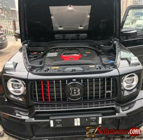 2019 mercedes benz g class first look detriot auto show. Brand new 2020 Mercedes Benz G800 Brabus for sale in Ni | Sell At Ease Online Marketplace| Sell ...