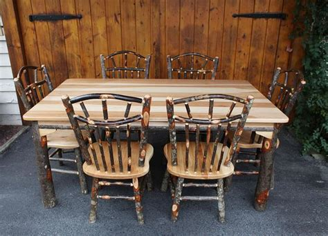 42 x 72 hickory dining table carriage house furnishings