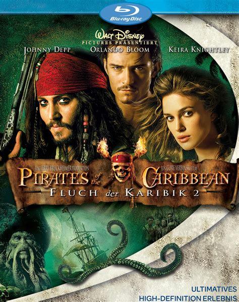 Pirates Of The Caribbean Fluch Der Karibik 2 2 Discs