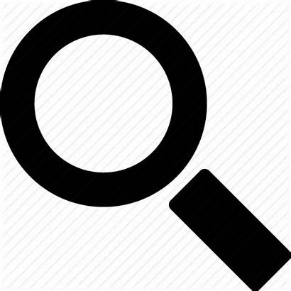 Icon Glass Magnifying Zoom Icons Symbol Data