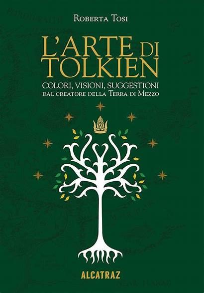 Tolkien Mezzo Riscoperta Terra Alla Della Arte