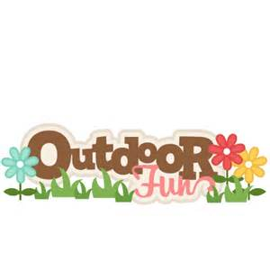Outdoor Fun Clip Art