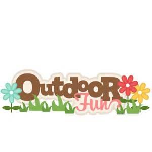 Outdoor Fun Clip Art