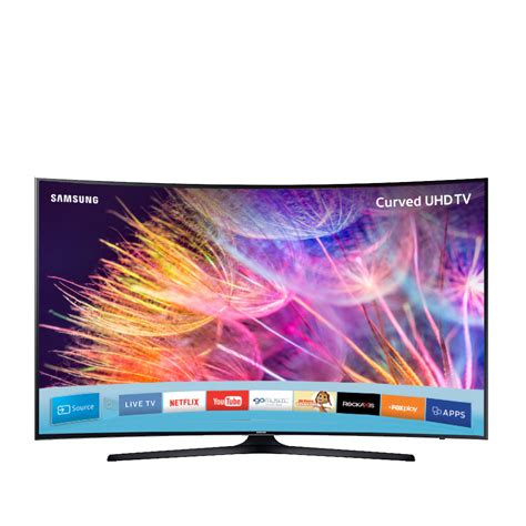 tv led 4k led 65 quot uhd smart tv curvo 4k ku6300