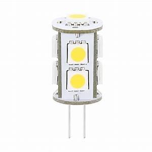 Led Lampe Rund : led lampe 12 volt g4 gu4 1 5 watt rund entspricht 10 15w ~ Frokenaadalensverden.com Haus und Dekorationen