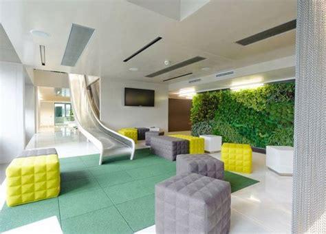 bureau collectif le design des bureaux de microsoft à vienne bureau