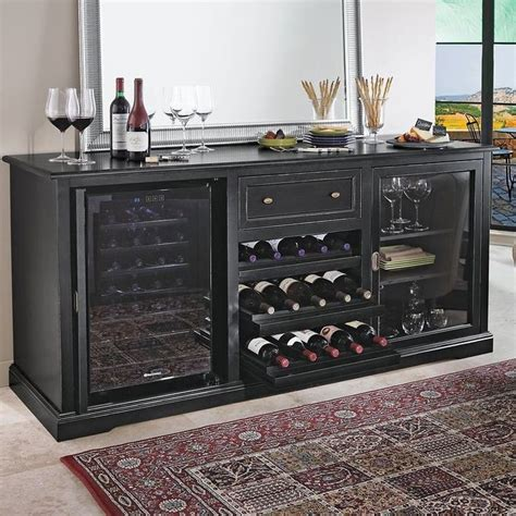 Cabinet Wine Beverage Cooler by Best 25 Wine Cabinets Ideas On Farmhouse Wine
