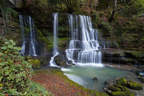 cascade du verneau nans sous saint anne doubs