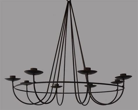 Wrought Iron Hanging Candle Chandelier by Best 25 Hanging Candle Chandelier Ideas On