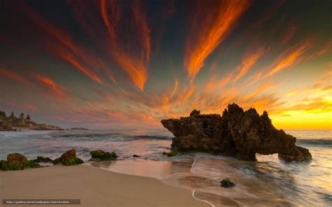 Download wallpaper landscapes, good views, colorfully