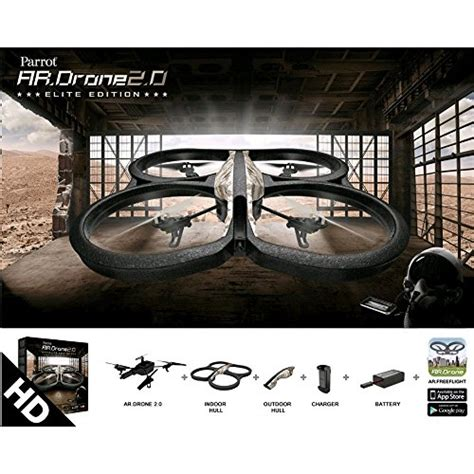 parrot ardrone  elite edition quadcopter sand rc radio control