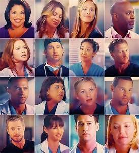 Click the Greys Anatomy characters Quiz - By bobthellama
