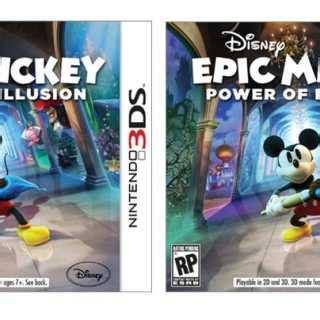 Disney Epic Mickey: Power of Illusion (Game) - Giant Bomb