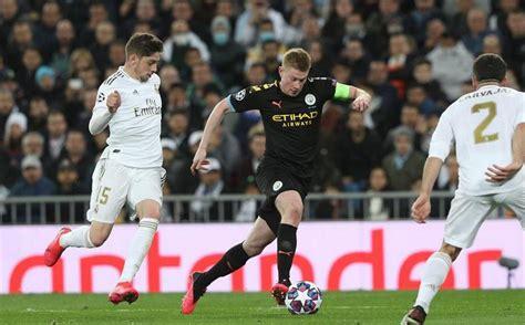 Manchester City vs. Real Madrid: Horario, formaciones y ...