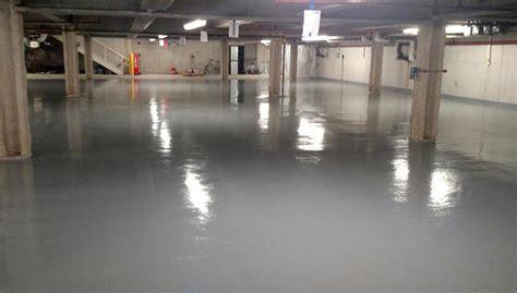 Parking Garage Concrete Repair  Surface Restoration