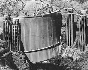 Hoover Dam Under