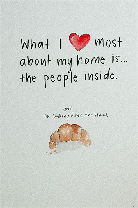 My Home Quotes