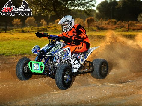 atv motocross josh upperman pro atv motocross racer
