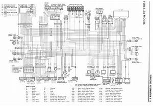 1996 Suzuki Katana 600 Wiring Diagram  With Images