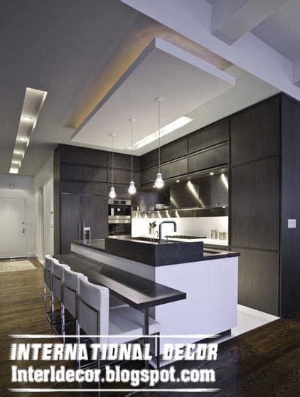 awesome modern ceiling design  kitchen top catalog