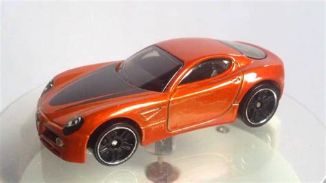 Hot Wheels Alfa Romeo 8c Competizione Youtube
