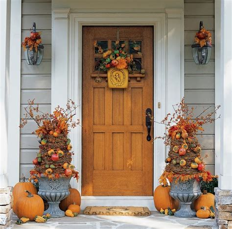 fall door decorating ideas front door ideas halloween and fall ideas ya ll pinterest