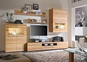 Wohnwand Buche Massiv : cool wohnwand buche massiv schrank wohnzimmer kernbuche ge lt solido 314102 6743 haus ~ Buech-reservation.com Haus und Dekorationen