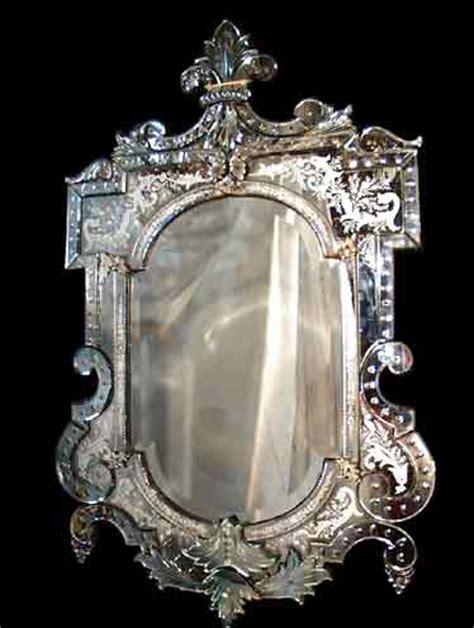 miroir venitien pas cher glavenitienne glace 94
