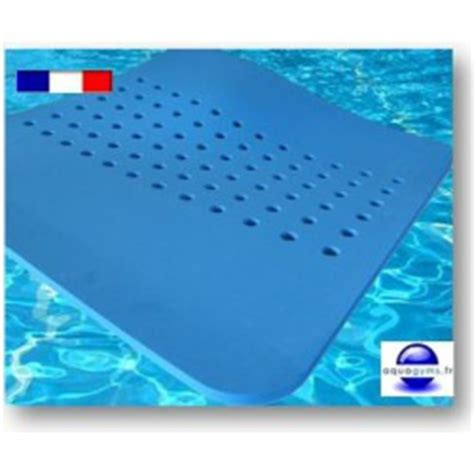 d 233 couvrez le tapis de piscine flottant pour vos s 233 ances de sport aquatique