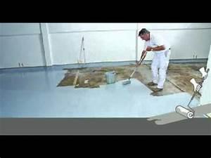 Farbe Für Beton Aussen : beton bodenbeschichtung youtube ~ Eleganceandgraceweddings.com Haus und Dekorationen