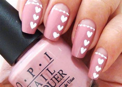 pretty nail designs  valentines day