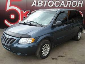 2002 Chrysler Voyager Pics, 2.4, Gasoline, FF, Automatic ...