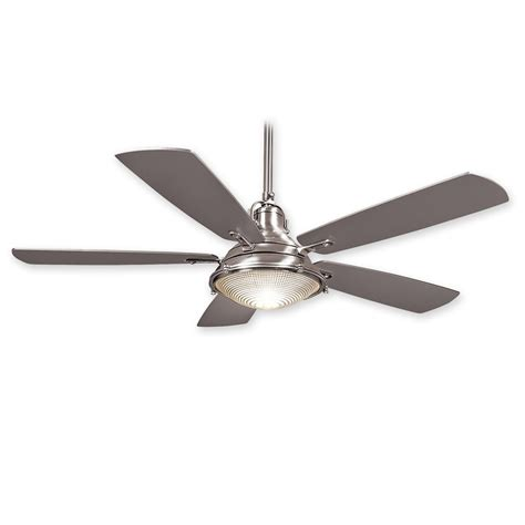 56 quot minka aire groton ceiling fan f681 pn outdoor wet