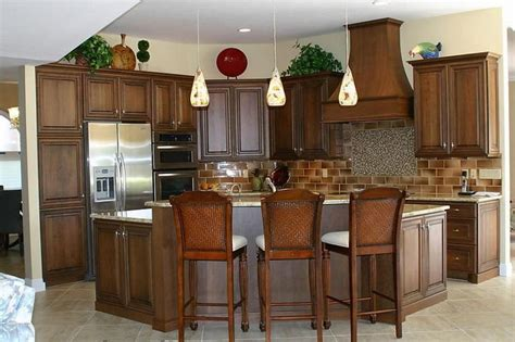 two level kitchen island 1000 images about kitchen ideas on design 6428
