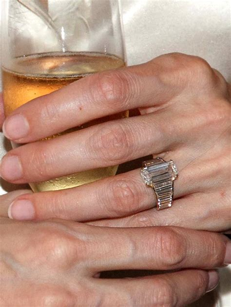 angelina jolie s engagement ring close up engagement 101