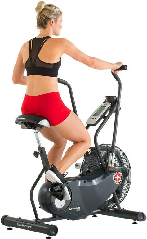 CROSSFIT STATIONARY EXERCISE BIKE CARDIO WORKOUT HOME ...