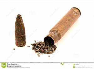 Old Sleeve, Gunpowder And Bullet Royalty Free Stock Images ...
