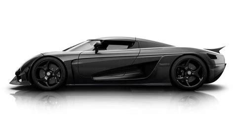 Koenigsegg Regera Visually Gets Back To Basics In Bare Carbon