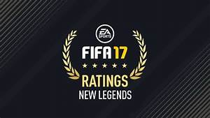 FIFA 17 Ultimate Team New Legends Sports Gamers Online