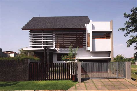 gambar desain rumah minimalis  lantai ala jepang